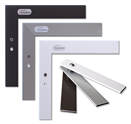 Plexidor door mount performance pet doors plexi is available in a var petland canada - Cat door for hollow core door ...