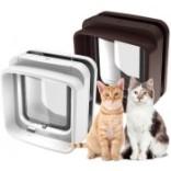 Microchip Cat Flap And Doors Dog Doors Cat Doors Pet